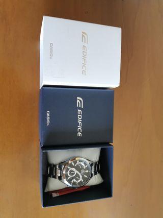 Reloj Casio Edifice