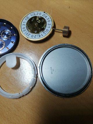 Reloj jaguar cronografo