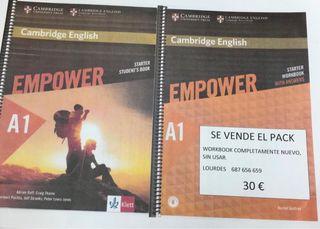 Libro inglés nivel A1 EOI