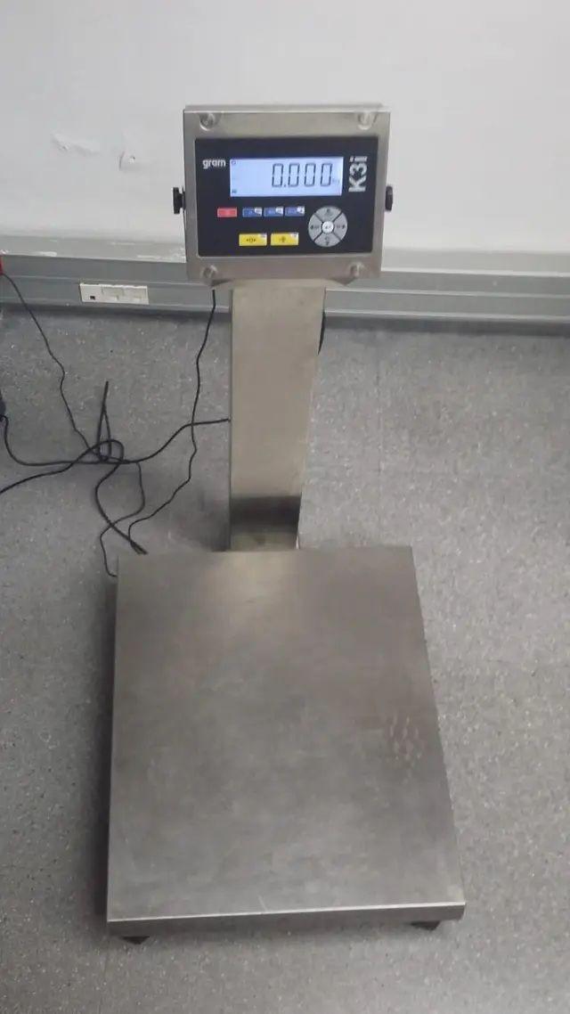 Bascula plataforma industrial gram 300 kg, ofertón
