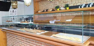 Vitrina para panaderia seminueva