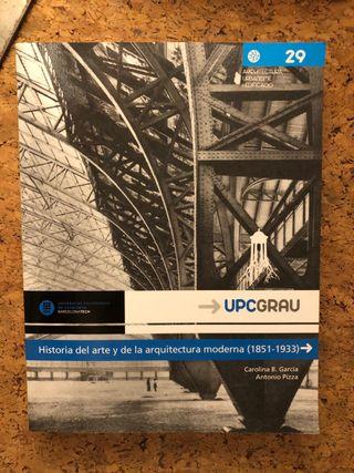 Historia del arte y de la arquitectura moderna UPC