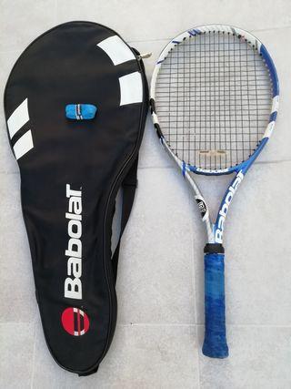 se vende raqueta babolat