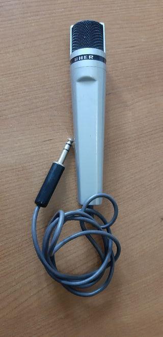 Micrófono UHER M 534