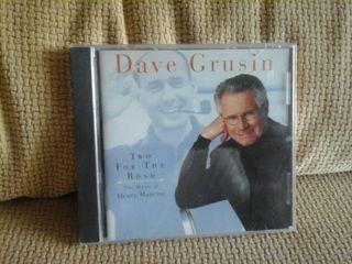 CD de DAVE GRUSIN (PIANISTA-JAZZ ) PRECINTADO