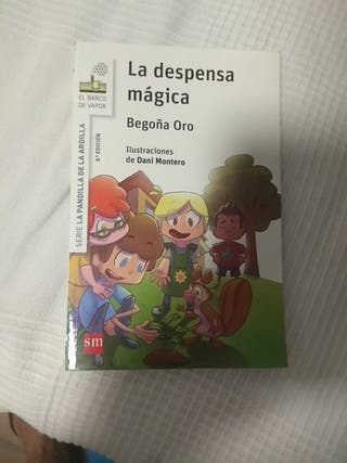 La despensa mágica