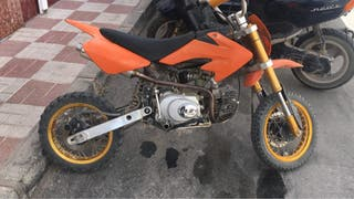 Se vende pit bike