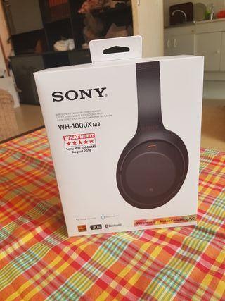 Casque neuf audio sans fil Sony WH-1000X M3