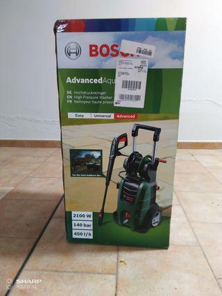 Bosch - Hidrolimpiadora Nueva, en caja, Garantí