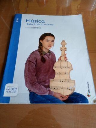 Música, historia de la Música