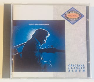 JOHNNY CASH at San Quentin (Envio Gratis) Disco Cd