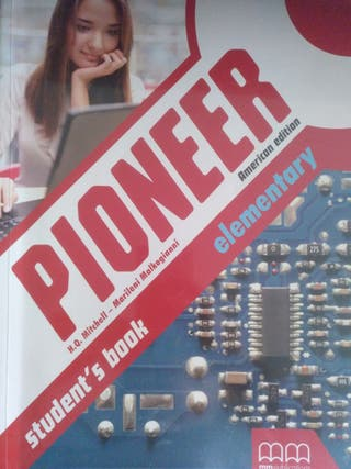 Pioneer elementary Libro inglés A1