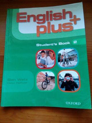 Libro Inglés 2 ESO-OXFORD