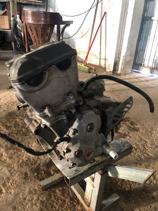 MOTOR COMPLETO SUZUKI RMZ 450