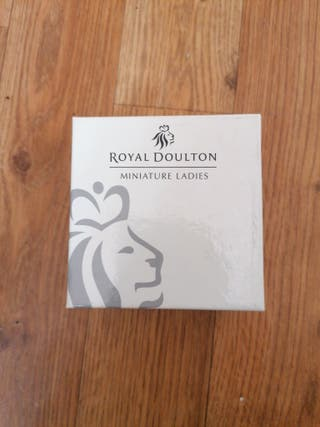 royal doulton miniature ladies