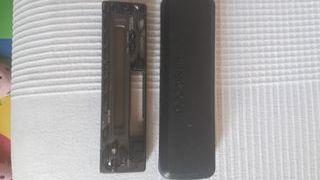 radio Kenwood cassette