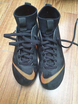 botas futbol niño