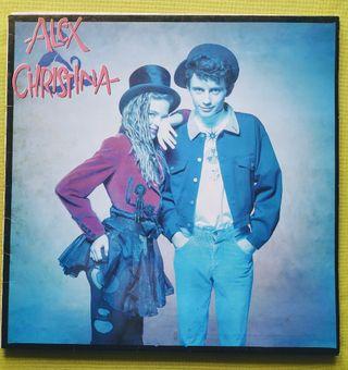 Disco vinilo LP ALEX Y CHRISTINA