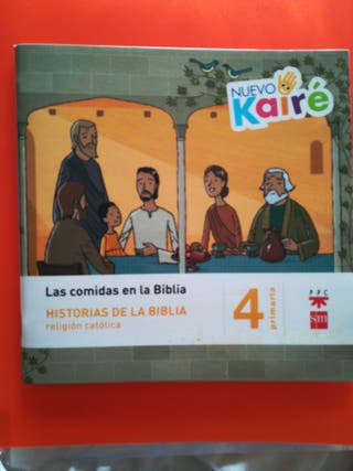 historia de la biblia 4to primaria nuevo kaire