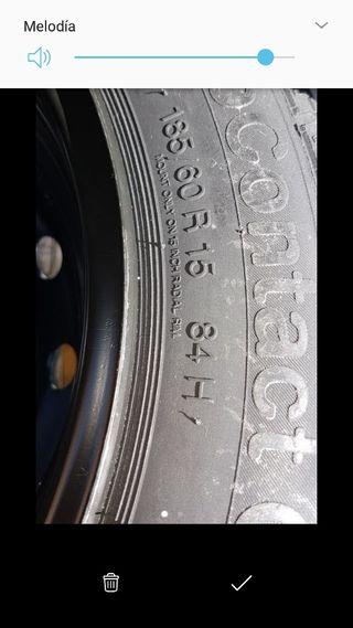 rueda Dacia lodgy 185/60/R15 84 H