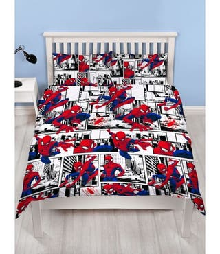 NUEVAS funda nordica Spiderman cama grande