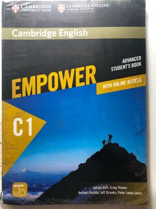 Libro de inglés Empower C1