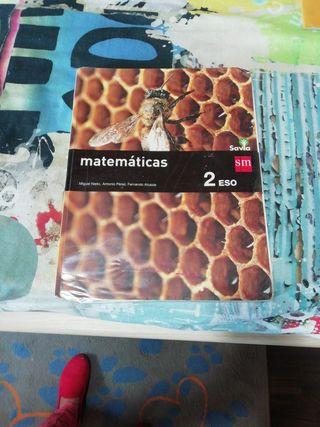 Libro Matemáticas SM 2 ESO