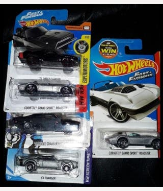 Hot Wheels films cars