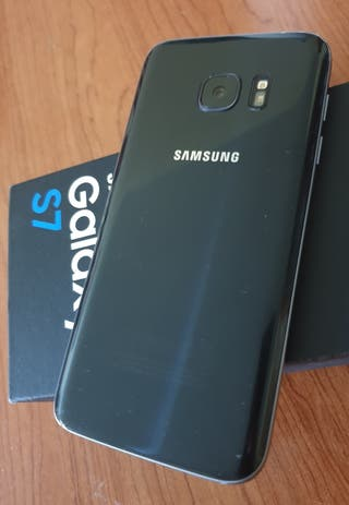 SAMSUNG GALAXY S7 - 32 GB NEGRO