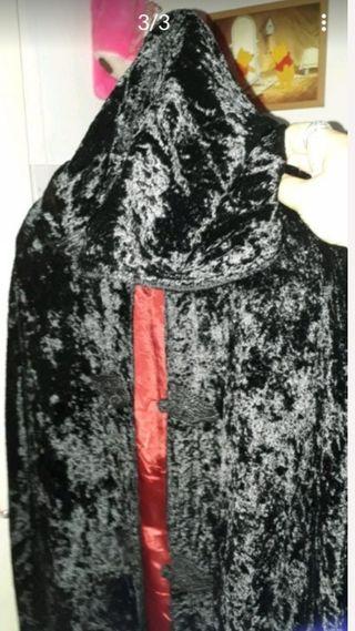 gothic cloak dark star