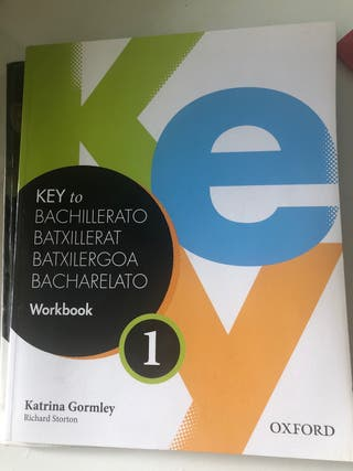 Key to bachillerato workbook 1