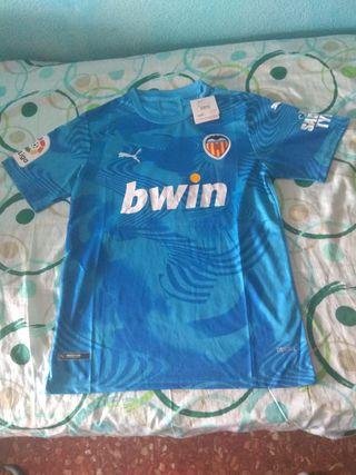 Camiseta Valencia CF 3ª Temp 19/20