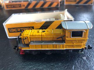 Locomotora ibertren