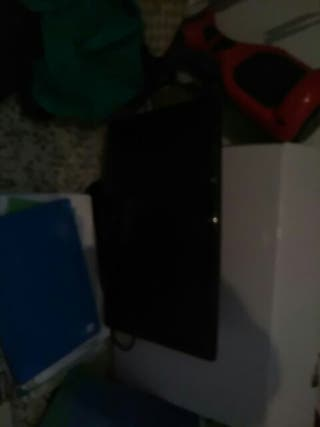 tele Samsung y Xbox 360