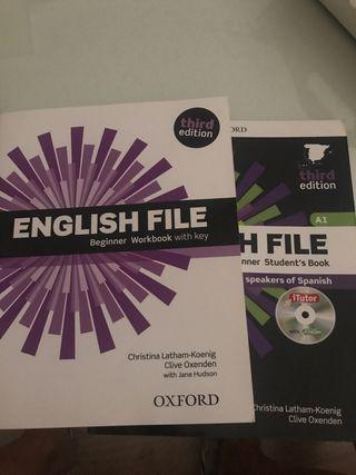Libros Inglés A1