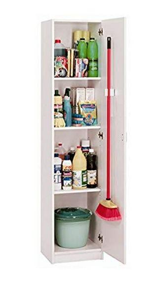armario de una puerta ,columna