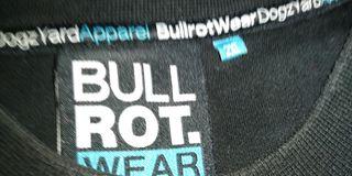 sudadera bullrot wear