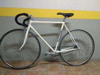 Bicicleta carretera tipo Fixie