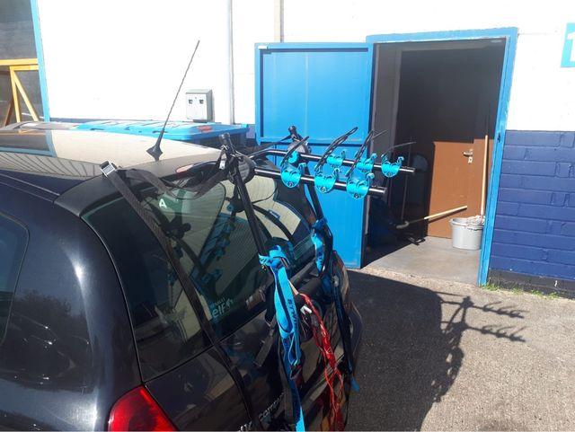 Rear Car Bike Rack
