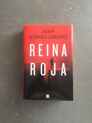 Reina Roja - Juan Gomez Jurado libro