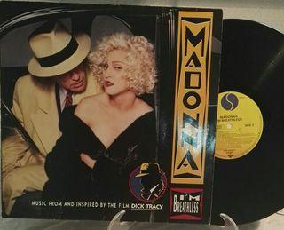 Disco de Madonna
