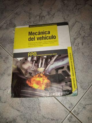 Libros Formación profesional básica automoción