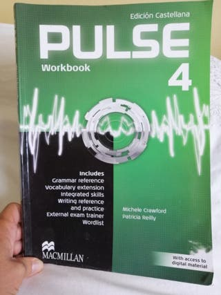 Libro Pulse 4 Wokbook