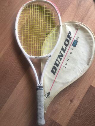 Raqueta Tenis Dunlop JUNIOR