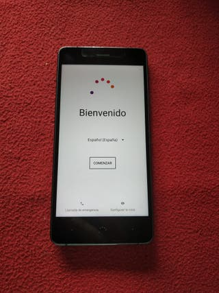 Movil BQ X5 Plus
