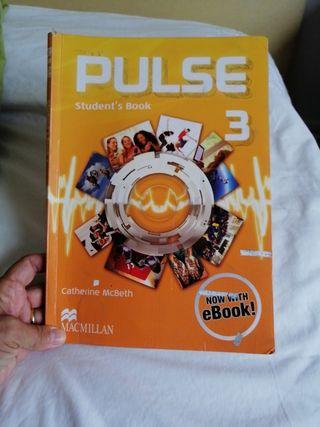 Libro Pulse 3 Student's Book