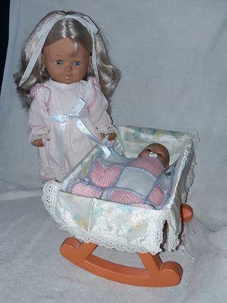 muñeca de Berenguer hermanos,años 80