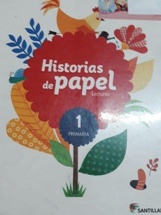 Historias de papel Lecturas 1
