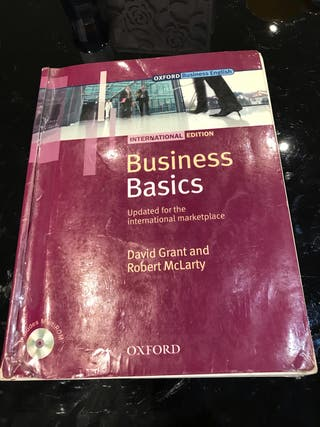 Bussines Basic (Oxford) Business English