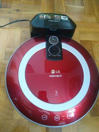 Robot Roomba aspirador marca LG HOM-BOI